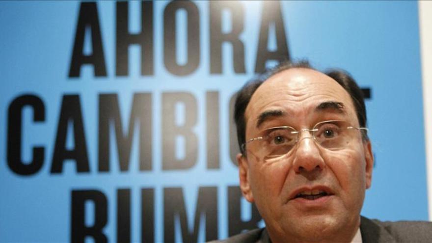 "Vidal-Quadras ""toma nota"" de su descarte para ir en las listas europeas"