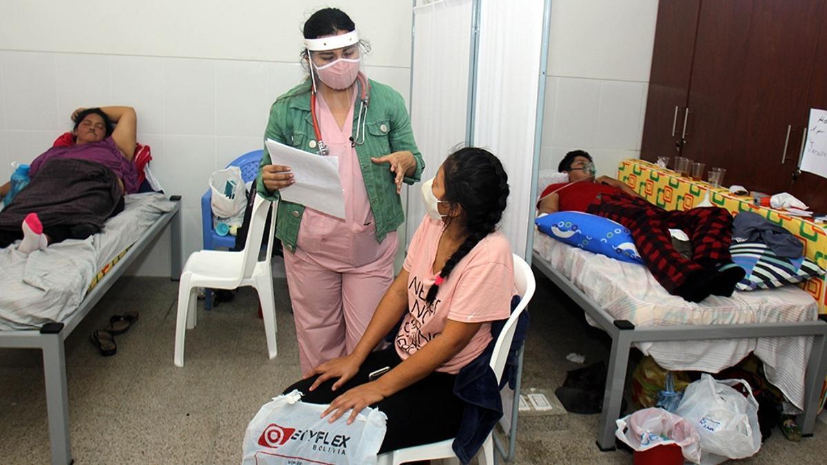 Bolivia está entre los países más afectados del mundo por el coronavirus.