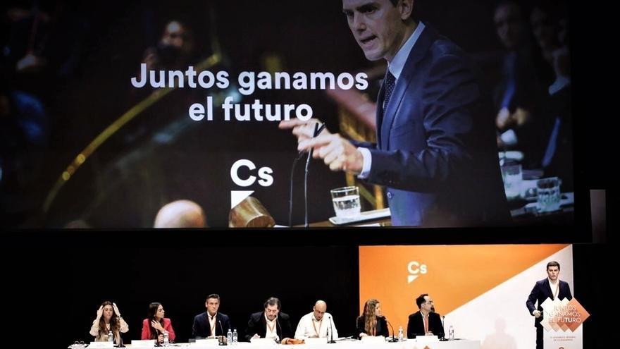 La Asamblea General de Ciudadanos confirma el cambio de ideario: liberal progresista pero no socialdemócrata