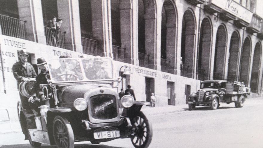 El camión, en 1960