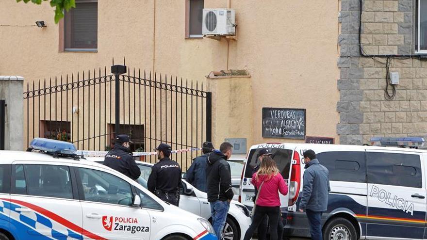 Declara desde el hospital el presunto autor de la muerte de su mujer en Zaragoza