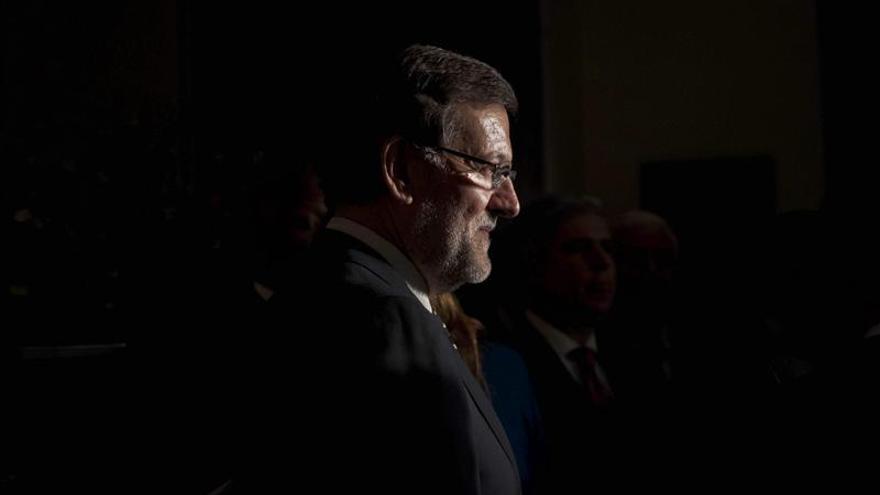 Rajoy llega a la OEA para reunirse con su secretario general