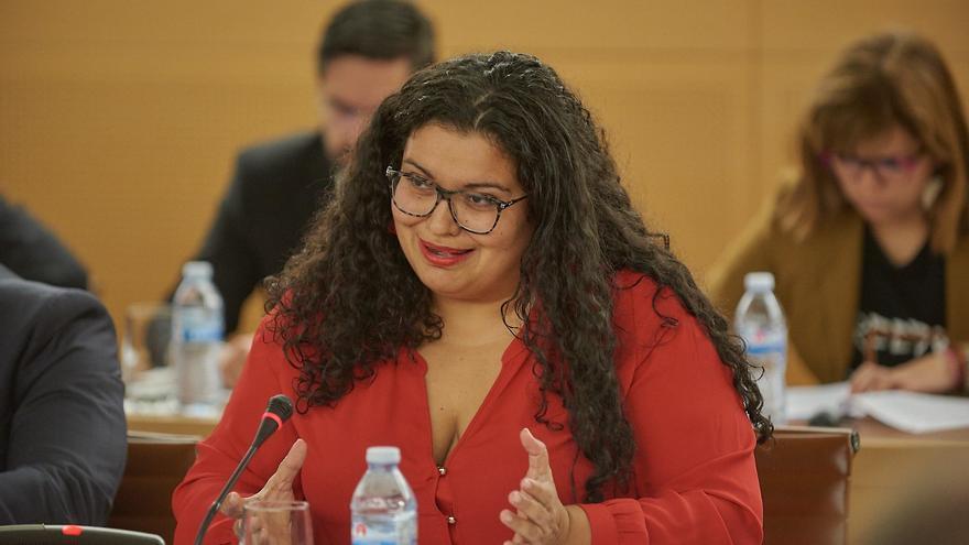 Coromoto Yanes, la consejera insular de CC que autorizó el gasto de los 13.000 euros para el acto político de Tegueste