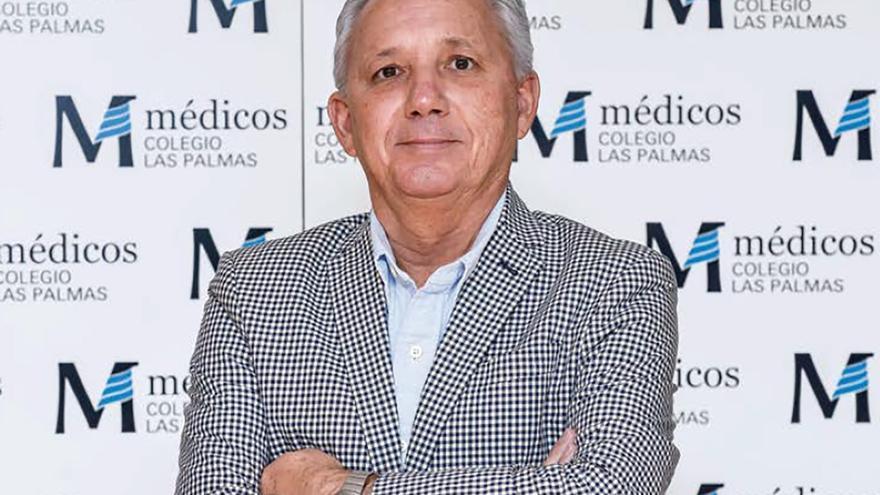 El investigador Jesús Villar en 2017.