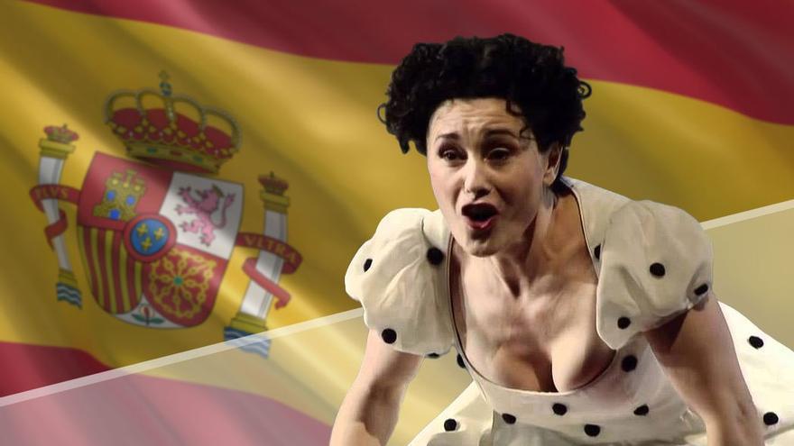 El estado español se asemeja más a una opera 'buffa' que a un país moderno y avanzado.