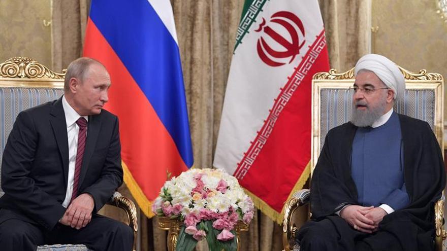 Putin asegura que es inaceptable una violación unilateral del acuerdo nuclear