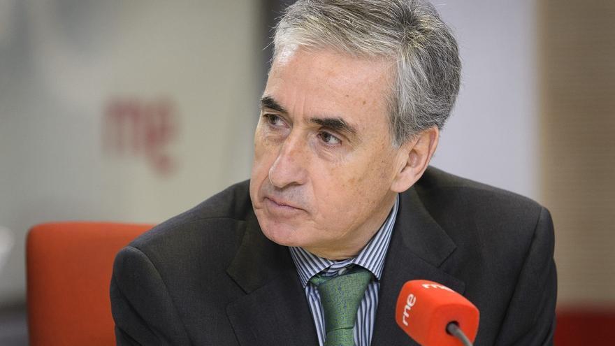 """Jáuregui dice que está dispuesto a ir en la lista europea y que Valenciano podría ser """"dos, uno o tres"""""""