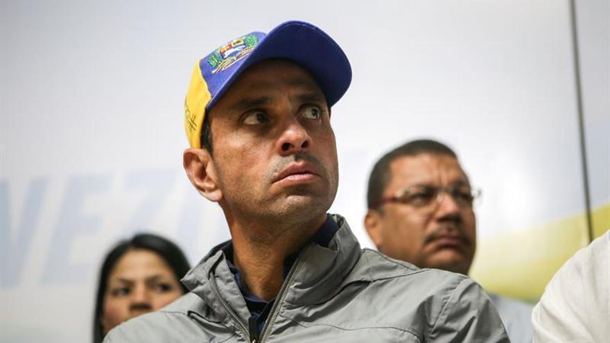 La ONU espera que la confiscación del pasaporte de Capriles no sea una represalia