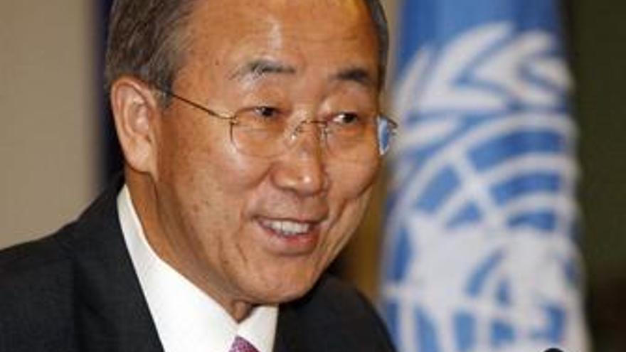 Ban Ki Moon