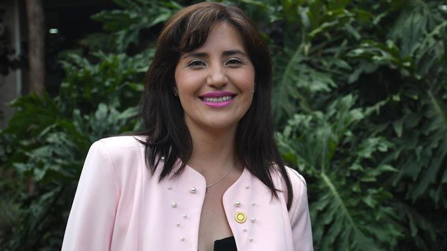 """Activista colombiana Ruth Castro: """"Ser niña nunca debería ser un límite"""""""