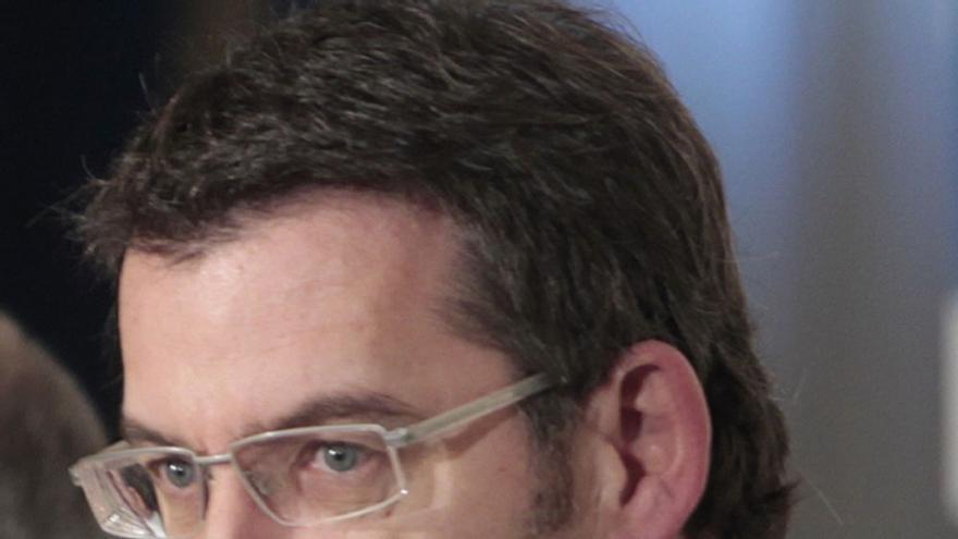 """Feijóo ve """"necesaria y oportuna"""" la baja de Baltar en el PP y admite que habló con el hijo del exbarón"""