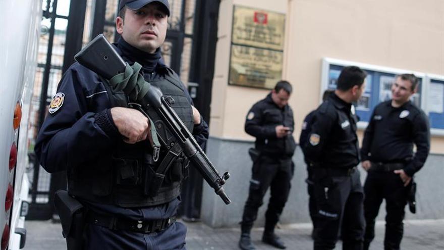 Detenidos 30 presuntos miembros del Estado Islámico en el sur de Turquía