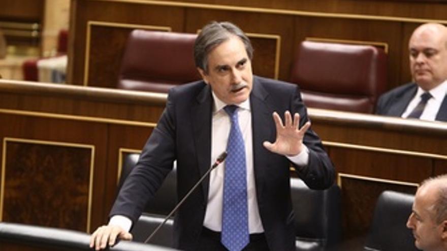 Ministro De Trabajo E Inmigración, Valeriano Gómez