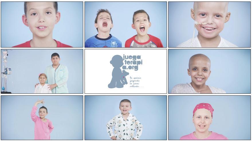 SonrisasUna Infantil Videojuegos Y Terapia El Contra Cáncer lFK13uTJc5