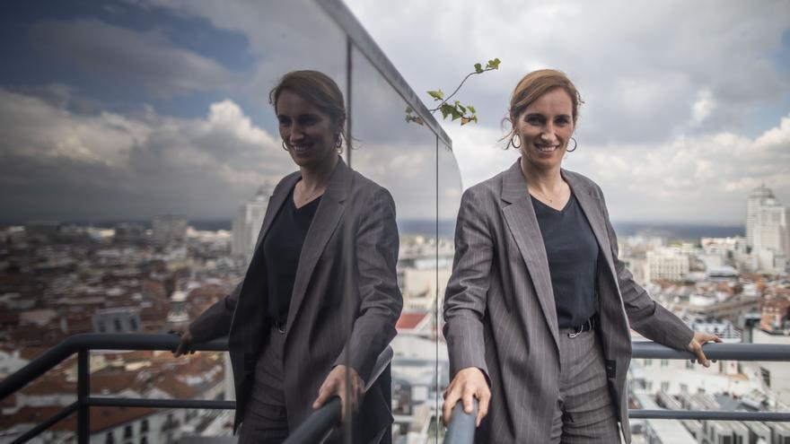 Mónica García, candidata de Más Madrid a la Comunidad de Madrid