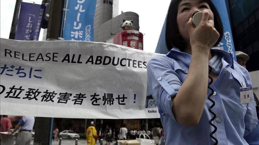 Tokio urge a Pyongyang a seguir investigando los secuestros de japoneses