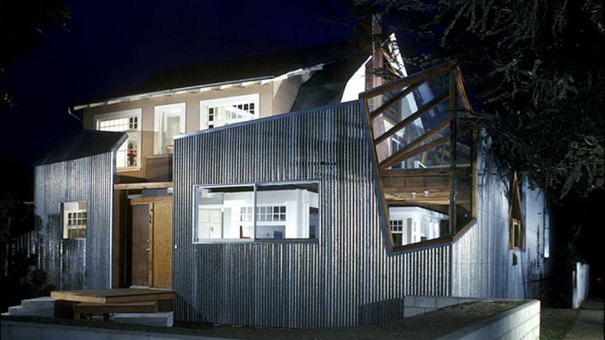 La casa particular de Frank Gehry