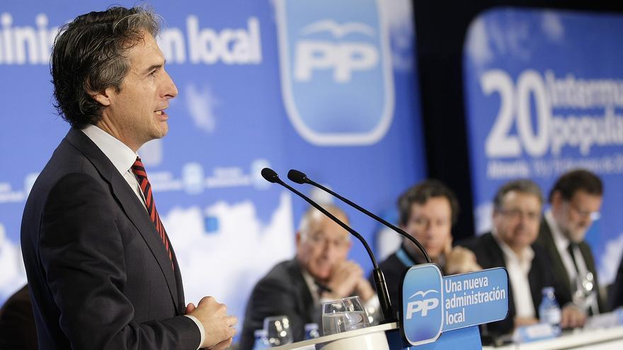 De la Serna analizará mañana los principales puntos de la reforma local en la Unión Intermunicipal del PP de Extremadura