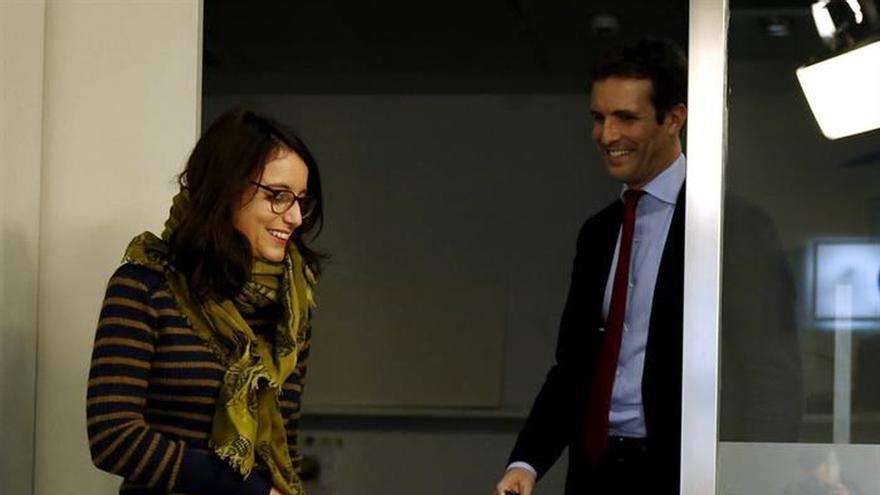 """El PP insiste en defender que su sistema es """"tan democrático"""" como las primarias"""
