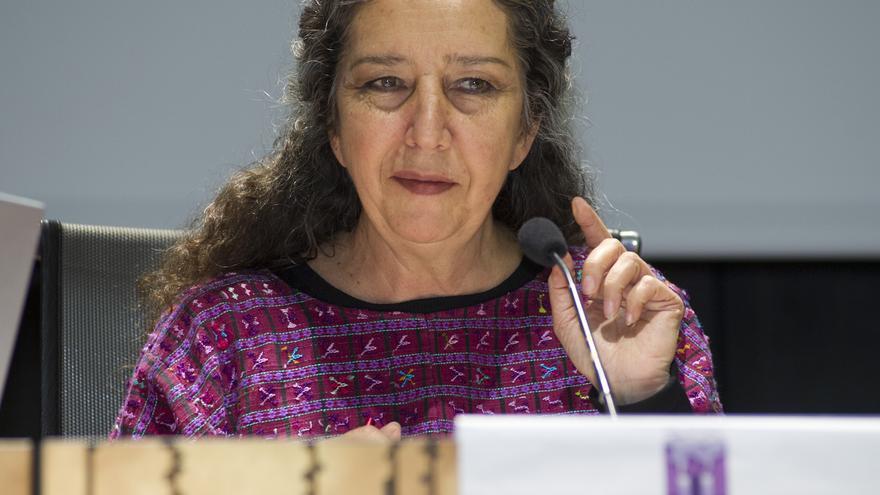 Marcela Lagarde, en Euskadi