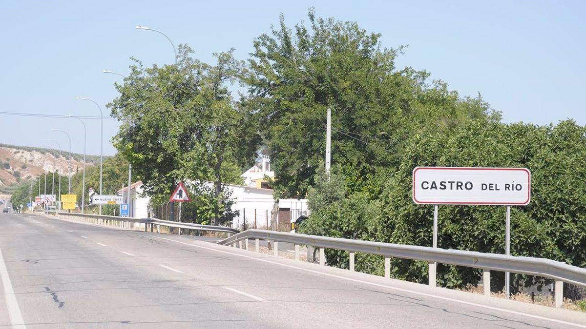 Entrada a Castro del Río.