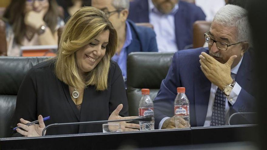 """Díaz no permitirá """"entregar a precio de saldo"""" el PSOE a ninguna organización"""