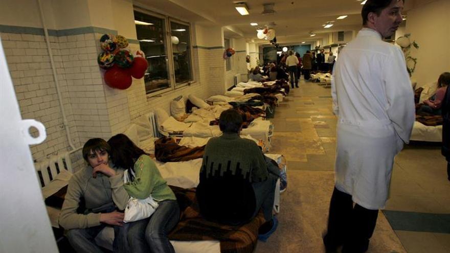 Ascienden a 33 los muertos en Siberia por ingerir una loción de baño