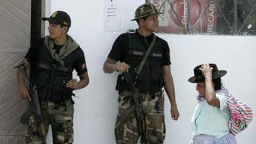 Ejército en Perú