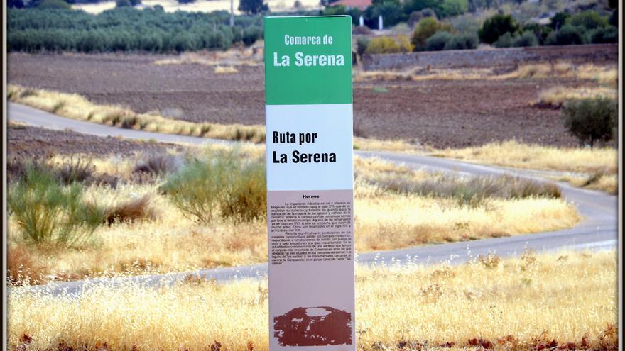 La Serena comarca Badajoz