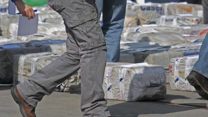 Desarticulada en Sevilla una red que introducía cocaína en grandes cantidades