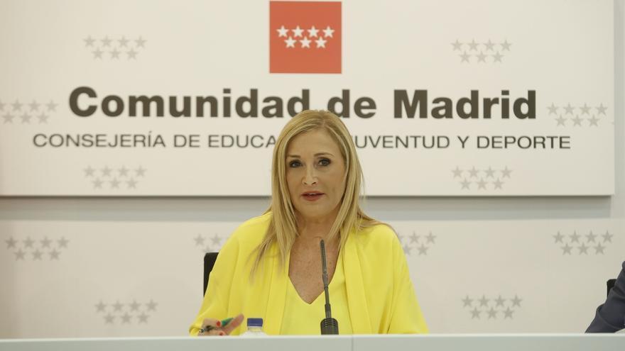 """Cifuentes sobre la designación de Soria: """"Creo que ese nombramiento no se debería haber llevado a cabo"""""""