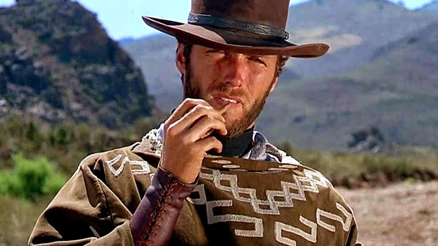 Clint Eastwood en La muerte tenía un precio