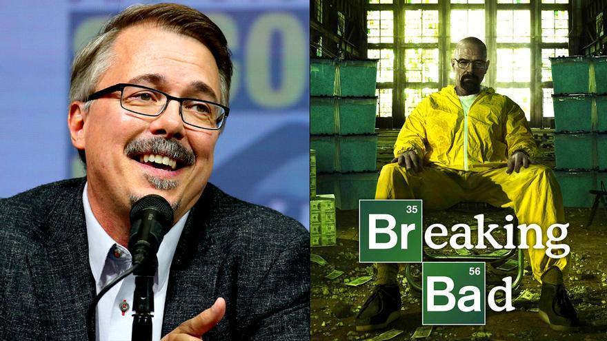 Vince Gilligan, creador de Breaking bad