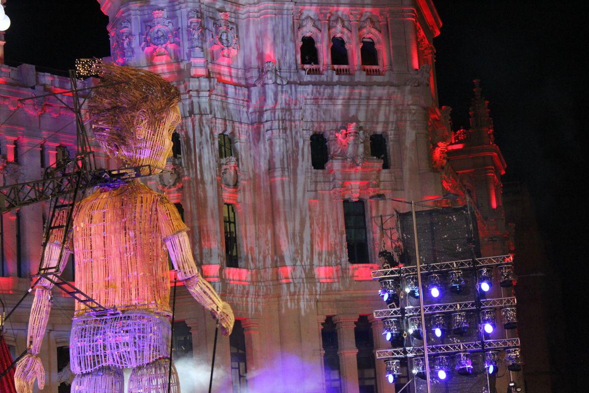 Cabalgata de Reyes de Madrid 2019   SOMOS CHUECA