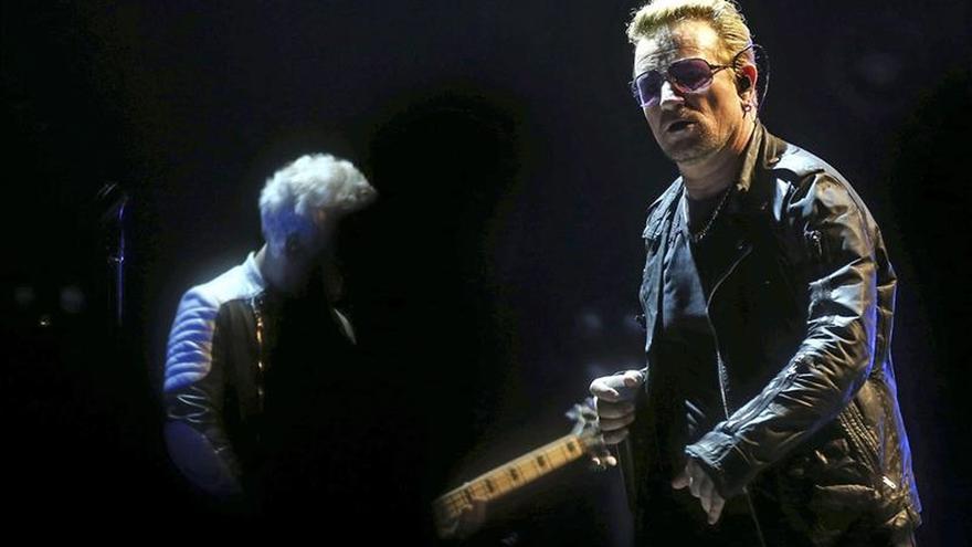 Un año para soñar con U2, Radiohead, Metallica, Rihanna, Britney y los Stones