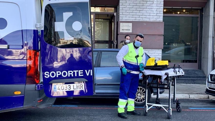 Euskadi registra 104 ingresos por COVID-19 en 24 horas, un dato que empeora los máximos de la ola de noviembre