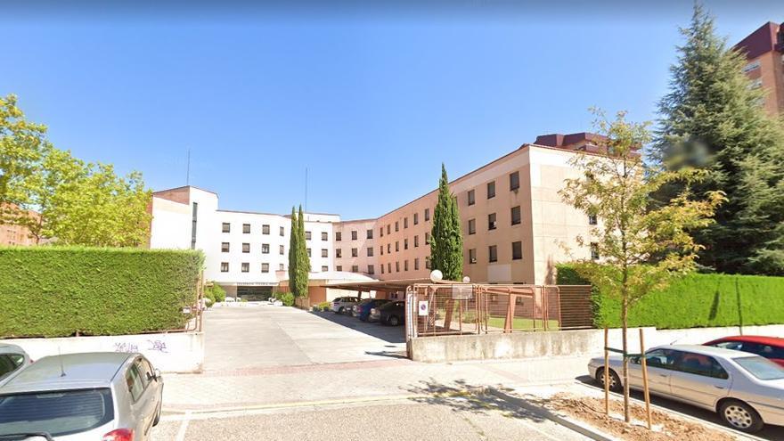 Residencia Para Mayores de Parquesol.