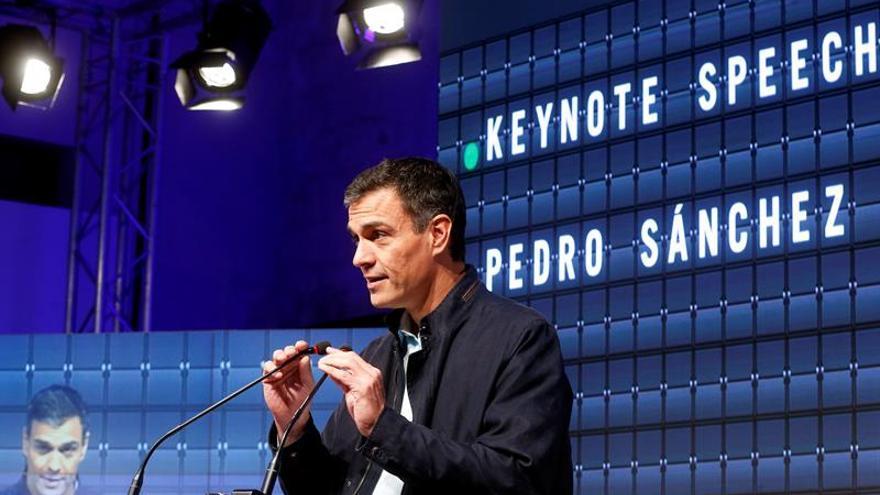 Sánchez confirma que el PSOE presentará unos presupuestos alternativos
