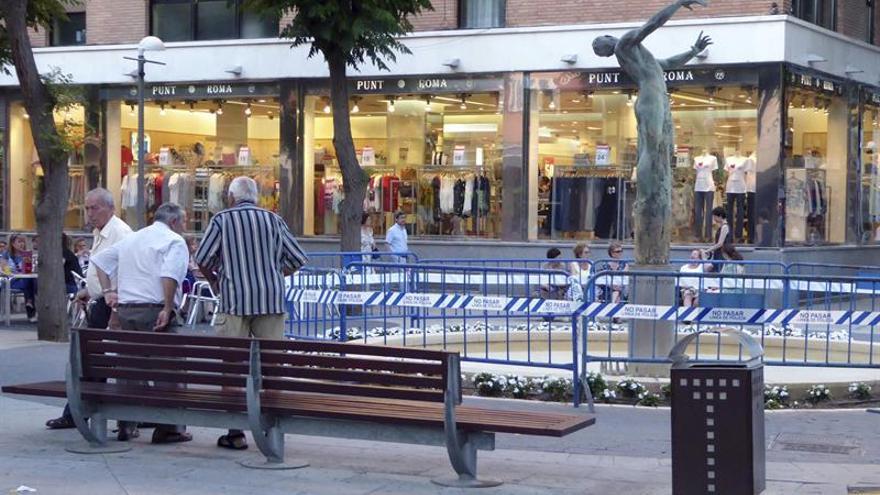 Ayuntamiento de Ciudad Real clausura una fuente tras detectar una cepa de legionella