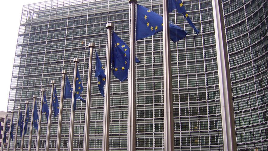 Edificio Berlaymont, Sede de la Comisión Europea, Bruselas. Foto: Amio Cajander CC
