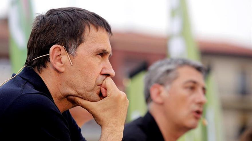 """Arnaldo Otegi lidera el equipo que acometerá la """"refundación"""" de Sortu"""