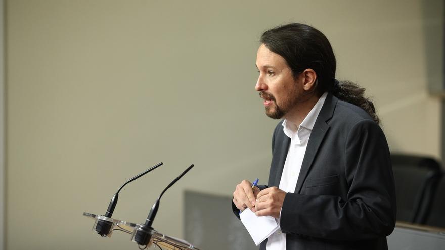 Iglesias respeta la decisión de Zapata de abandonar Podemos pero deja las explicaciones a los responsables regionales
