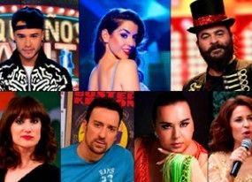 Casting cerrado: estos son los 9 concursantes de 'Tu cara me suena 4'