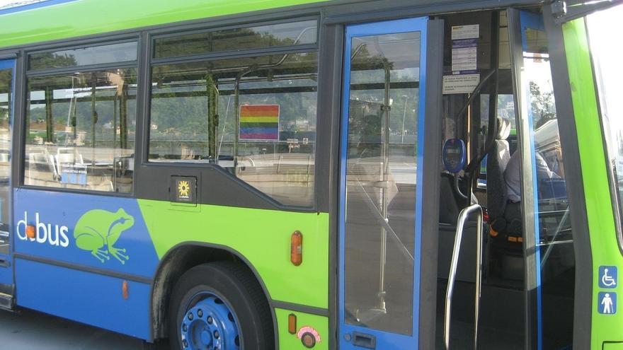 Detenido un pasajero de Dbus, en San Sebastián, por agredir a un conductor de los autobuses urbanos de San Sebastián