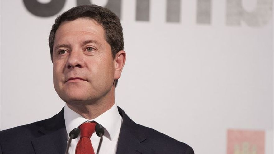 Emiliano García-Page / Foto: EUROPA PRESS