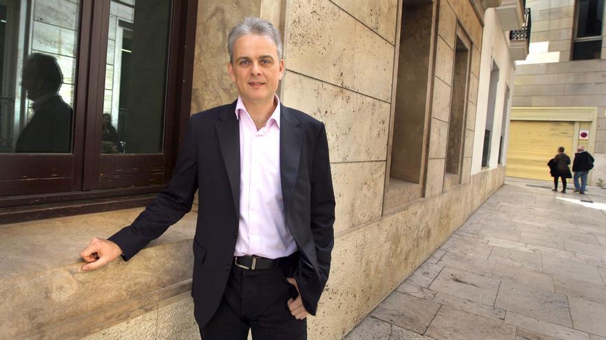 Héctor Illueca, número 1 de Podemos al Congreso por Valencia