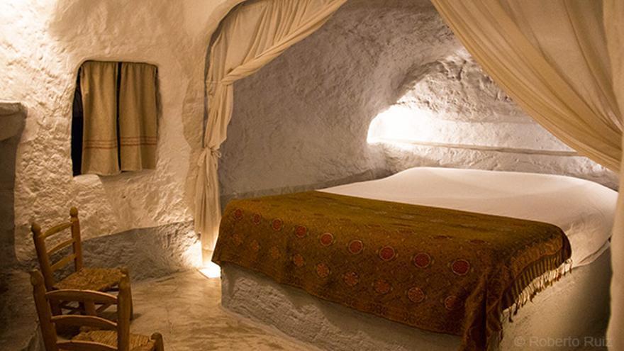 Casas-cuevas, Altiplano de Granada