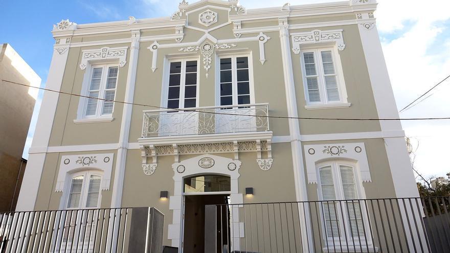 Casa de la Juventud (Casa Siliuto) en Santa Cruz de Tenerife