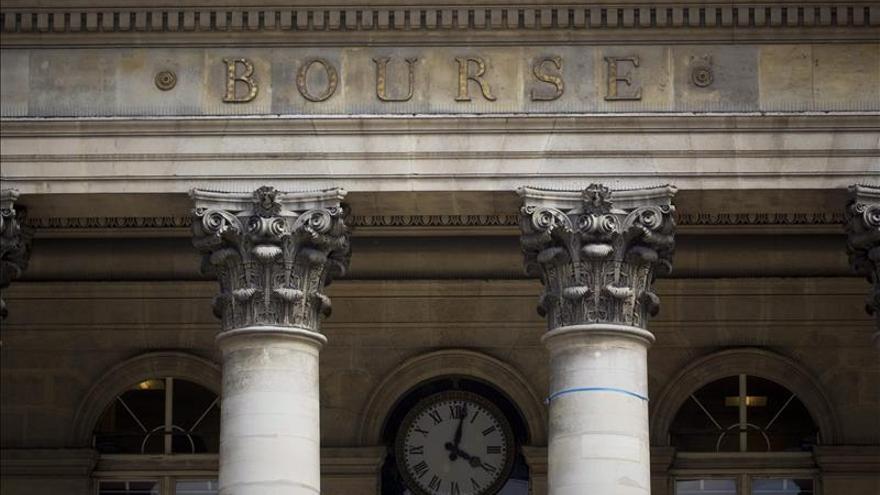 La Bolsa de París baja un 1,03 % en la apertura