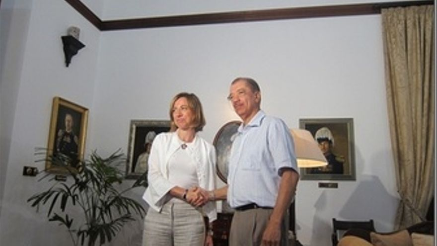 Chacón Y James Michel.